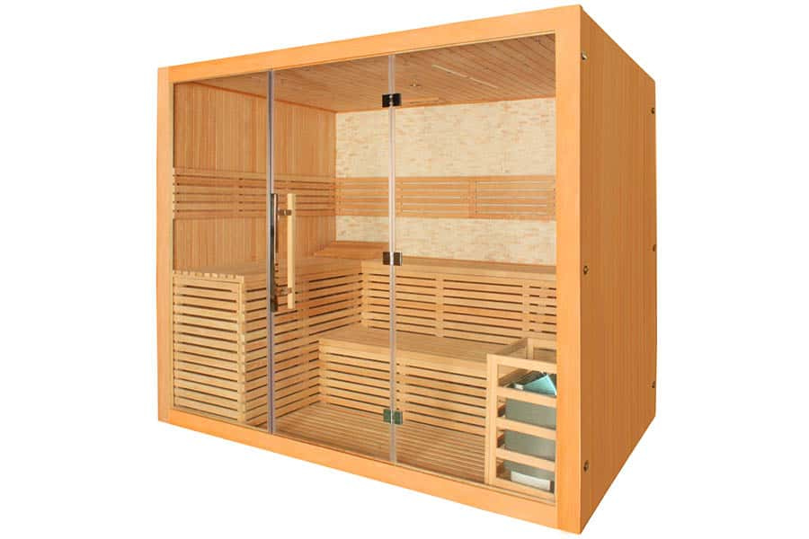 beauty luxury sauna finlandese 2 - Beauty luxury: i benefici della sauna finlandese