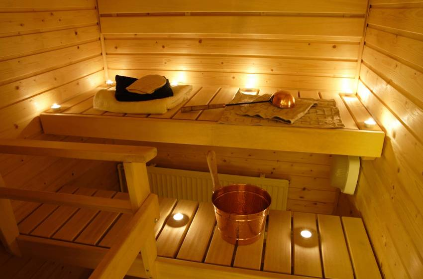 Beauty luxury: i benefici della sauna finlandese
