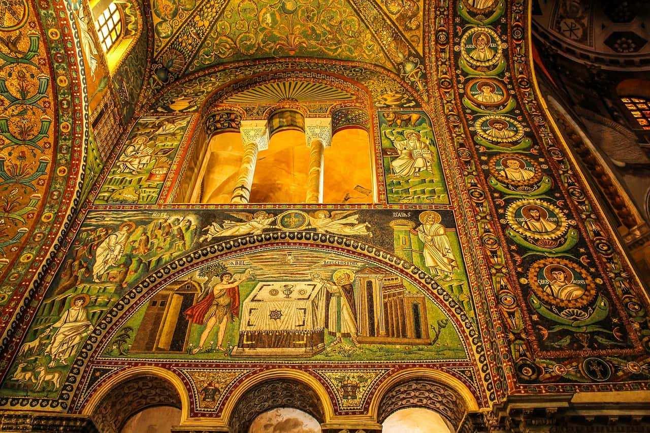 mosaico chiesa ravenna - Cosa fare, cosa visitare e come divertirsi a Ravenna