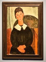 mostra di modigliani nel museo della citta di livorno 2 179x242 - La mostra di Modigliani nel Museo della Città di Livorno con la visita a 360° su google Maps