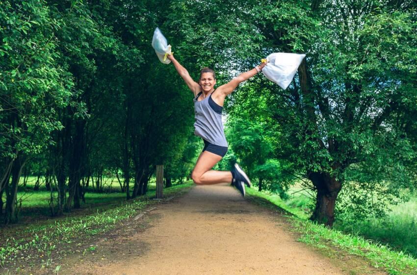 Plogging: correre e prendersi cura dell'ambiente