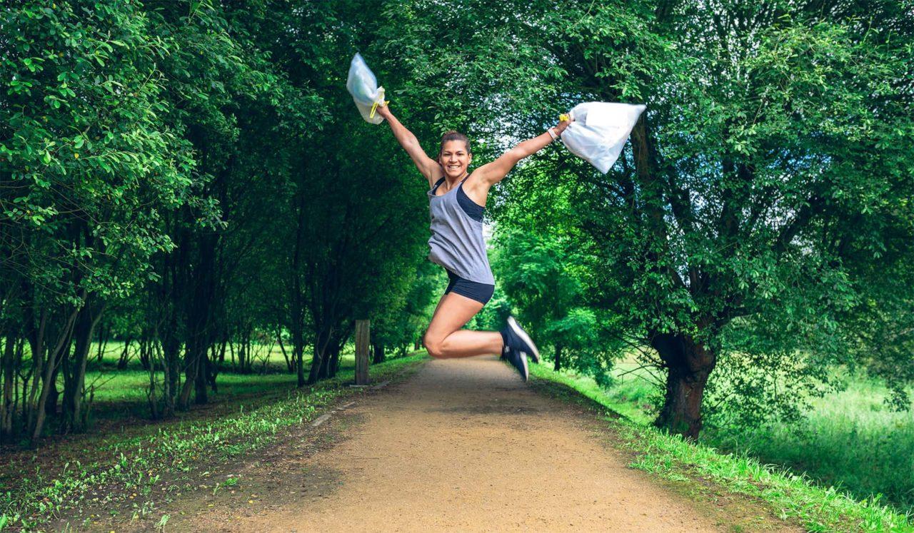 plogging running jogging scaled - Plogging: correre e prendersi cura dell'ambiente