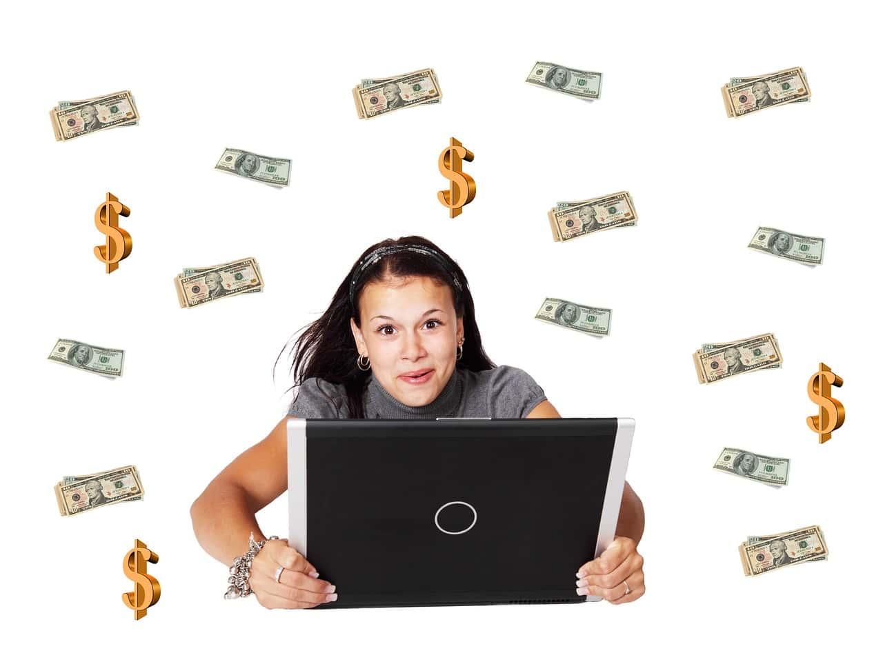 Fare soldi online - Fare soldi online legalmente con sondaggi retribuiti e app