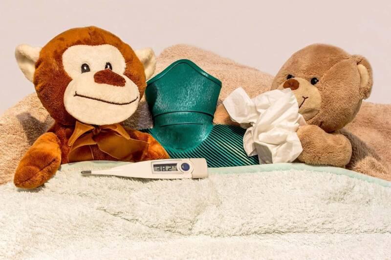 Febbre nel neonato 800x533 - Febbre nel neonato: cause, come misurarla e cosa fare