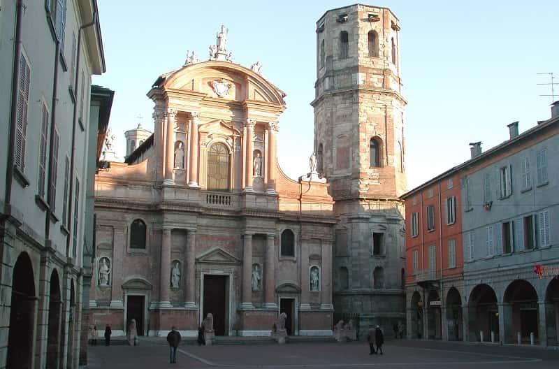 Reggio Emilia piazza San Prospero - Reggio Emilia per Emilia 2020: un anno di eventi artistici e culturali