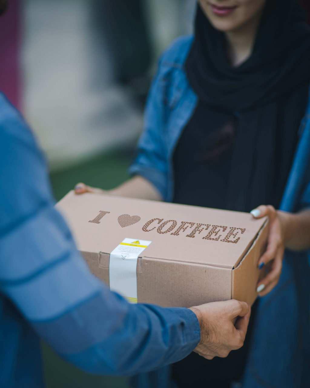 Aumentano gli ordini del caffè online a causa della quarantena