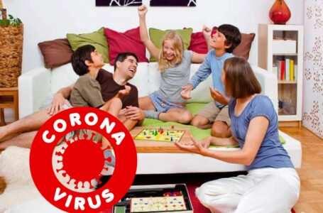 famiglia quarantena coronavirus