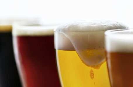 Boccali di birra fatti in casa