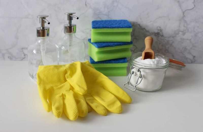 detersivi fai da te naturali bicarbonato 800x522 - Come utilizzare il Bicarbonato di sodio - scopri 40 modi di usarlo