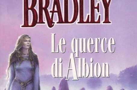 Le querce di Albion copertina