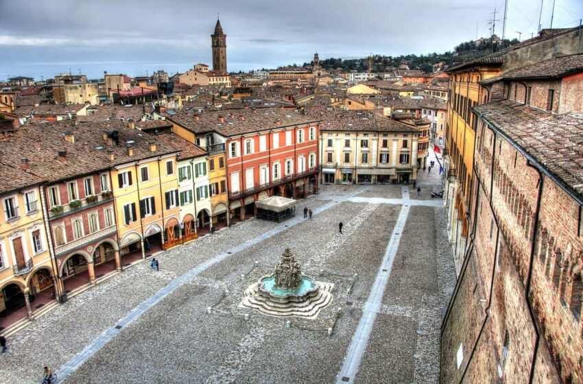 """Cesena, perché vivere nella """"città dei tre papi"""""""