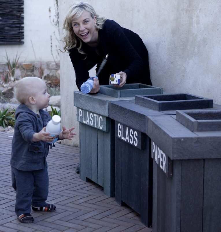 Insegnare Ai Bambini A Riciclare 765x800 - Come riciclare le capsule e i fondi di caffè - la guida ecologica