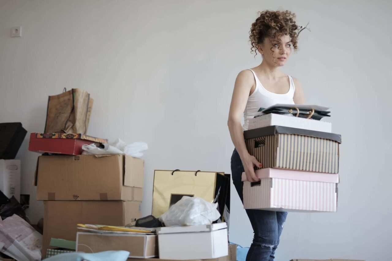 Come organizzare un trasloco
