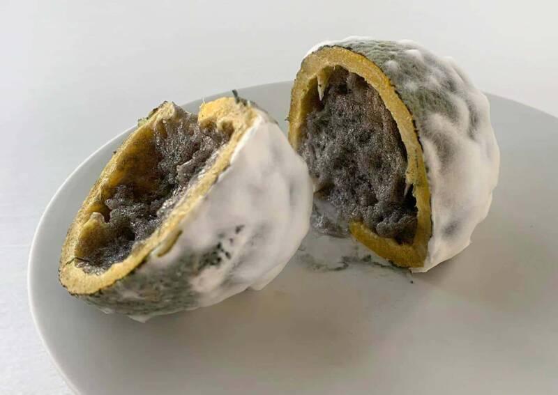 limoni con muffa dello Cheff stellato Terry Giacomello 800x567 - Limoni ammuffiti un dessert rivoluzionario: orrori da gustare