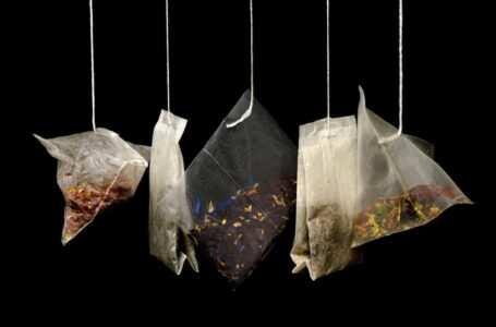 bustine di tè