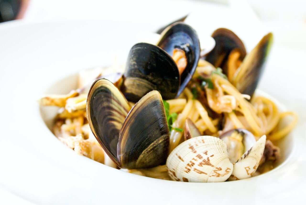 cozze cotte scaled - Cozze chiuse, perchè non si mangiano: intossicazione da molluschi