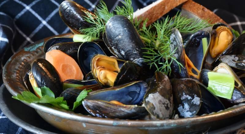 cozze cotte vapore 800x438 - Cozze chiuse, perchè non si mangiano: intossicazione da molluschi