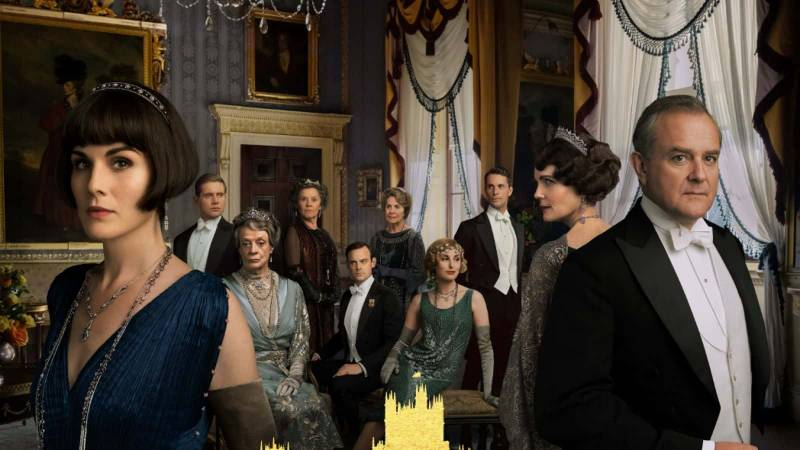 Downton abbey 2 800x450 - Downton Abbey 8 Libri ambientati come la serie TV