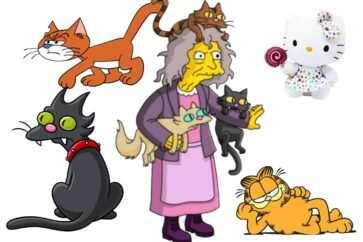 Nomi per gatti cartoni animati scaled 363x242 - Speciale nomi per gatti maschio e femmina