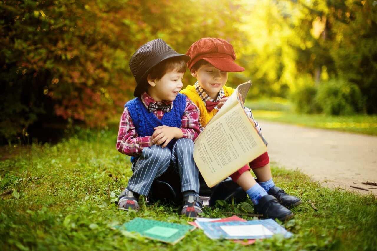bambini leggono libro Torey Hayden