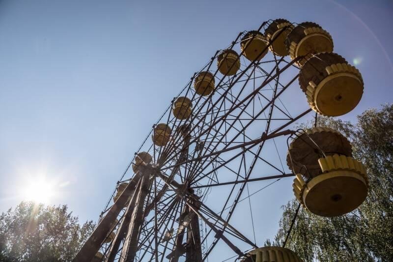 chernobyl la ruota panoramica 800x533 - Chernobyl e Pripyat, quando saranno abitabili e perché si può vivere a Hiroshima?