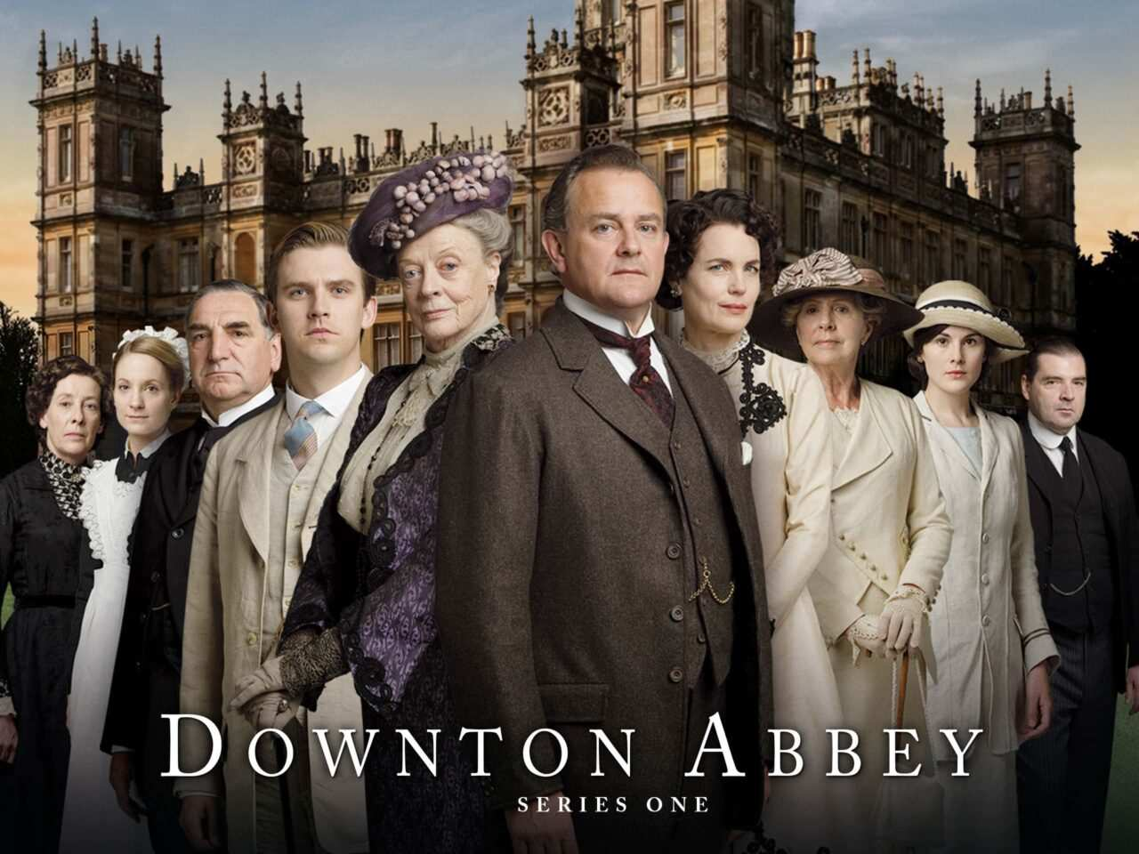 Downton Abbey la serie tv
