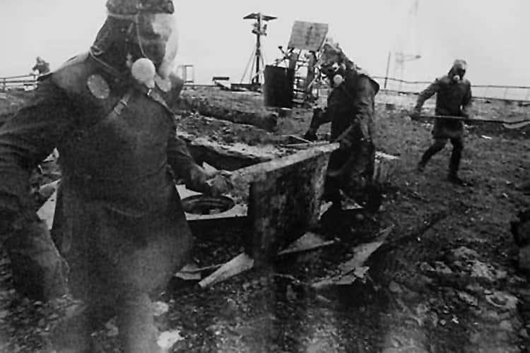 liquidatori di Chernobyl 2 - I minatori di Chernobyl sono morti? Curiosità sul disastro nucleare
