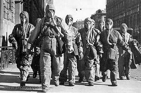 liquidatori di Chernobyl