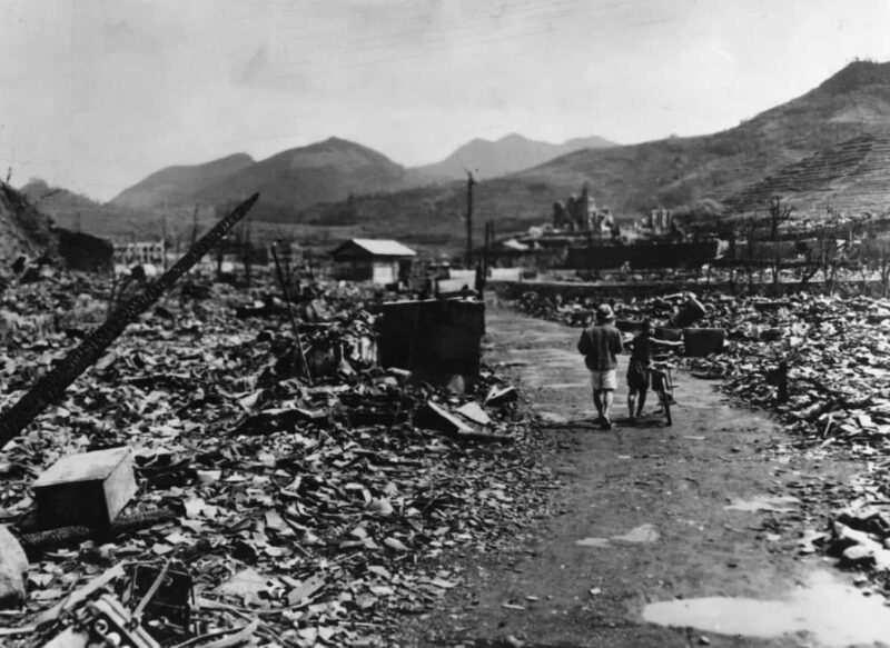 nagasaki 800x583 - Chernobyl e Pripyat, quando saranno abitabili e perché si può vivere a Hiroshima?