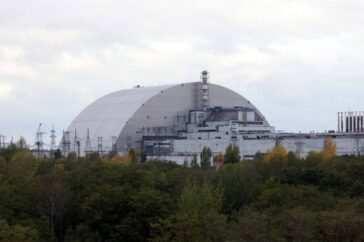 chernobyl il sarcofago scaled 364x242 - Speciale Chernobyl