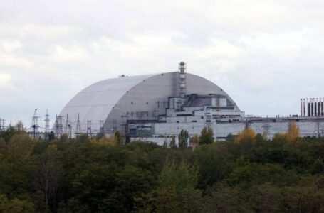 Chernobyl il sarcofago