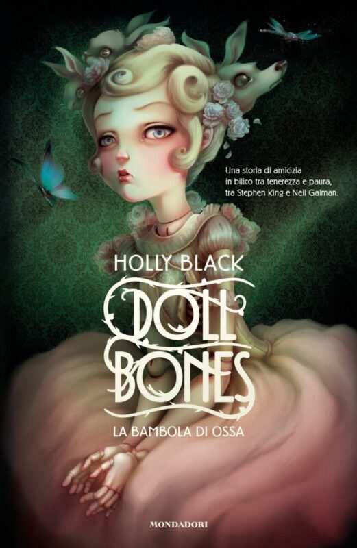 doll bones cover scaled 521x800 - Doll Bones, il libro creepy di Holly Black - la recensione