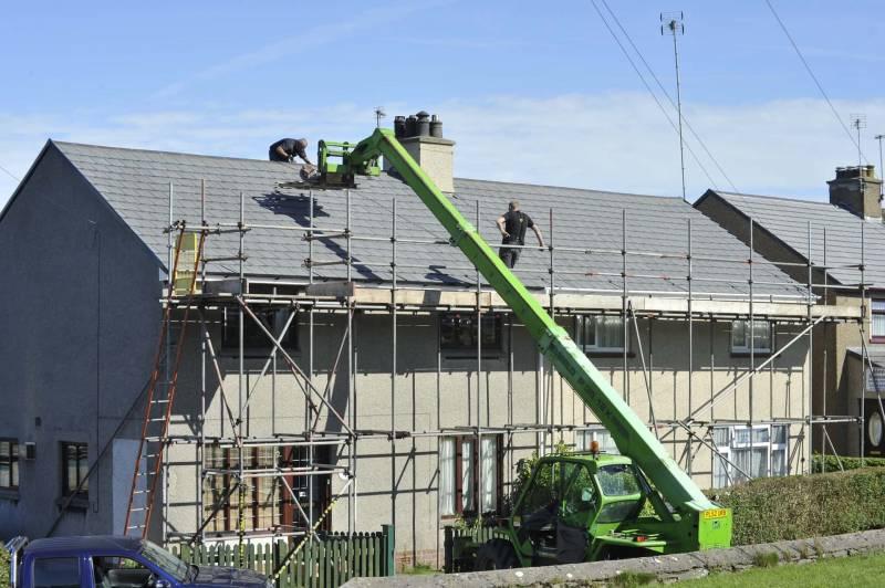 isolamento tetto condomini bonus 110 1 800x532 - Guida al Superbonus 110%: cos'è e quali lavori per la casa gratis fare