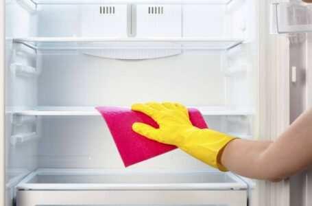Come pulire un frigorifero e il freezer