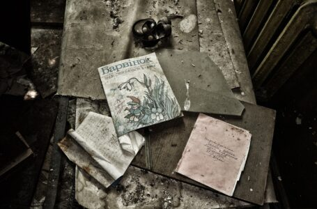Chernobyl libri e interviste