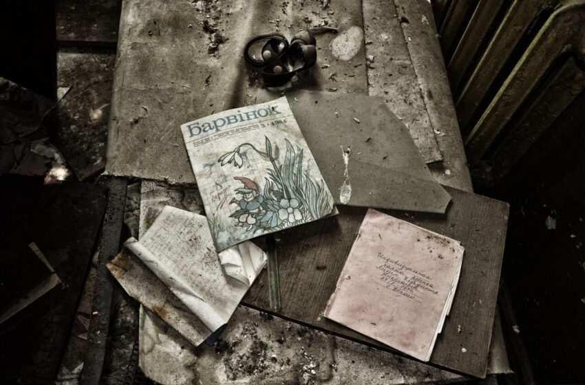 Chernobyl libri e interviste che raccontano il disastro