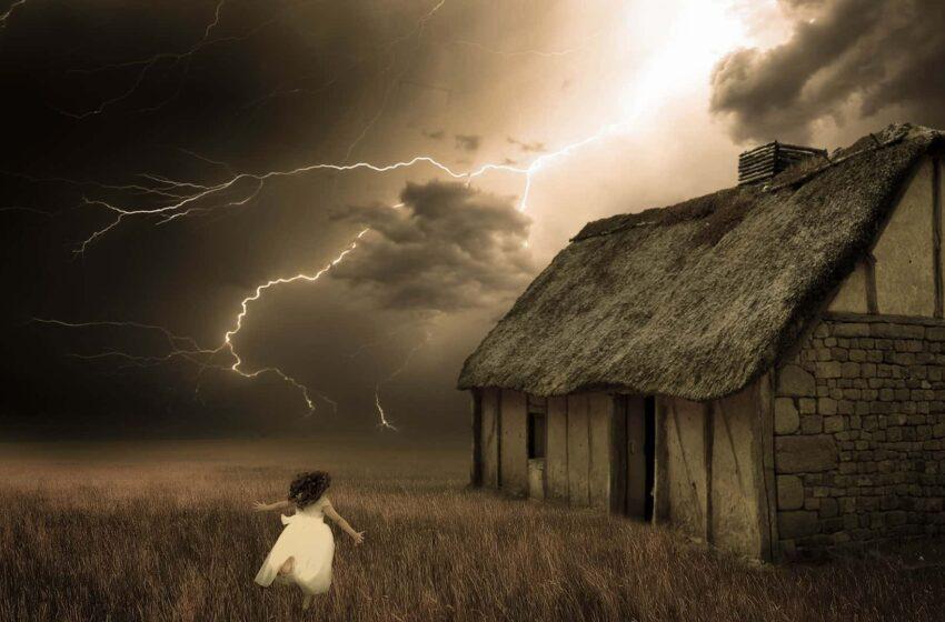 Fobia dei temporali: cos'è e come si supera