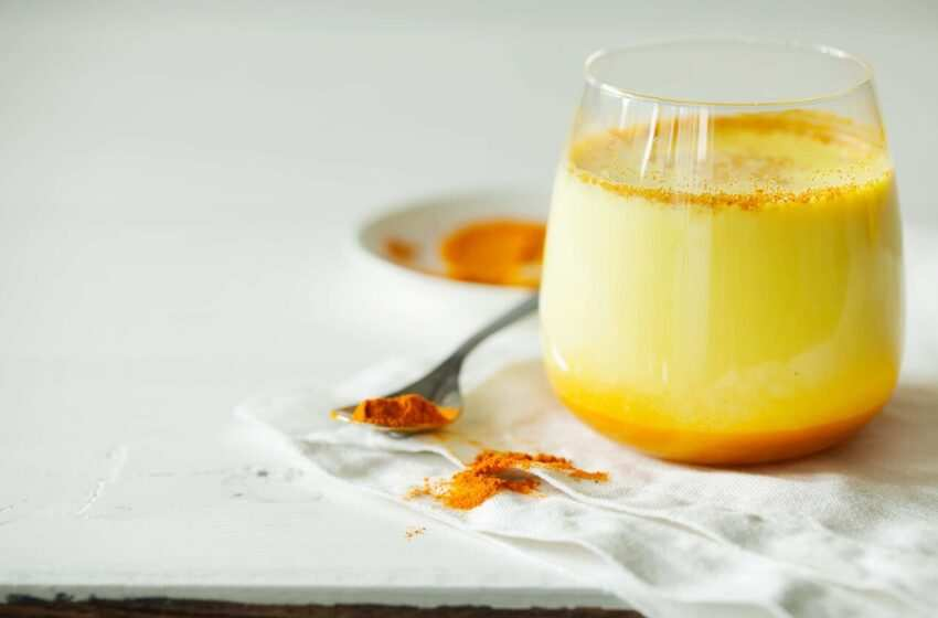 Golden milk: la bevanda d'oro con la Curcuma – la ricetta