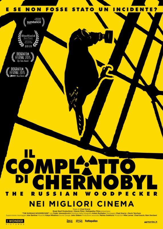il complotto di chernobyl 571x800 - Chernobyl film e documentari da non perdere