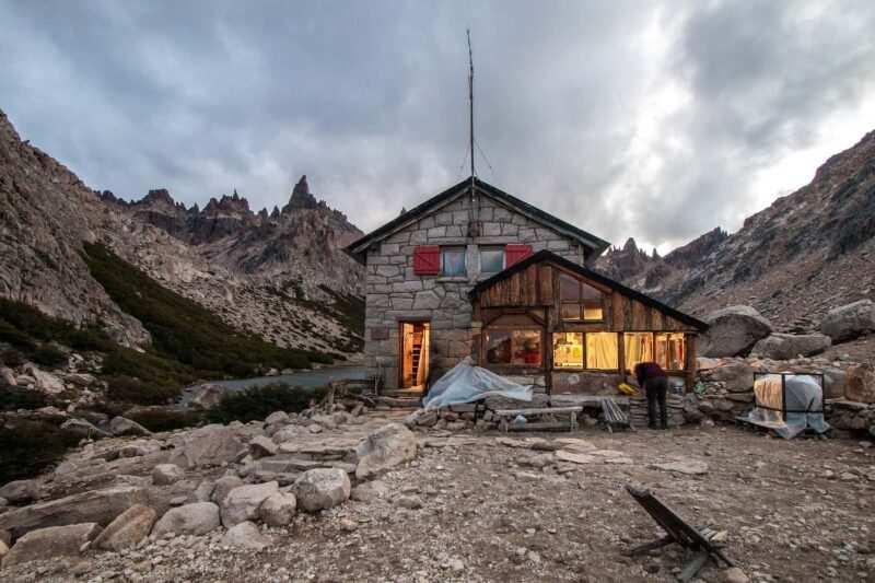 rifugio frey Patagonia argentina 800x533 - Cosa vedere in Patagonia