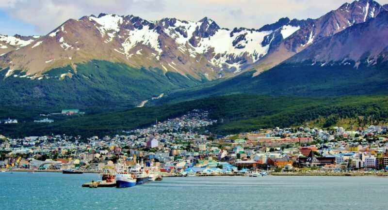 ushuaia Patagonia argentina 800x434 - Cosa vedere in Patagonia