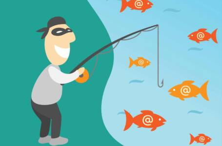 phishing email truffa