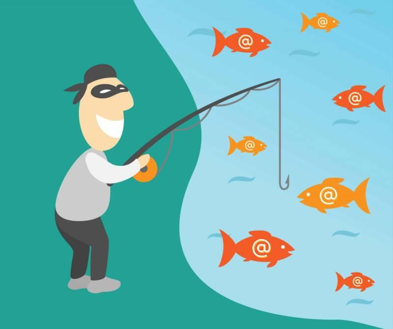 phishing email truffa 800x669 - Prestiti personali: attenti alle truffe, guidi e consigli per evitarle