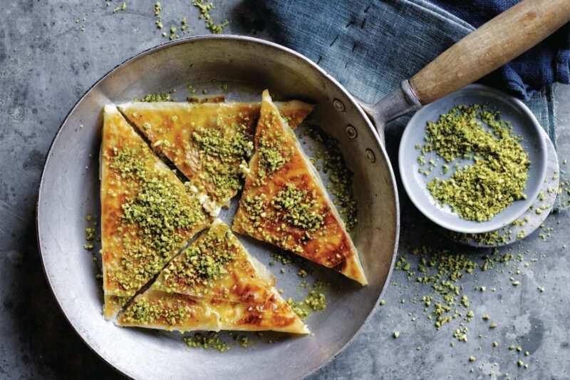 katmer turkish pistachio pancakes 800x533 - Tipologie di pane: quanti ne esistono, curiosità e differenze