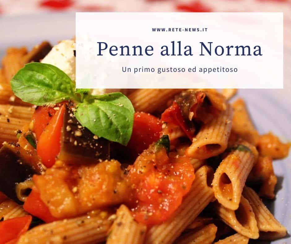 Penne alla Norma ricetta - Pasta alla norma la ricette semplice e veloce