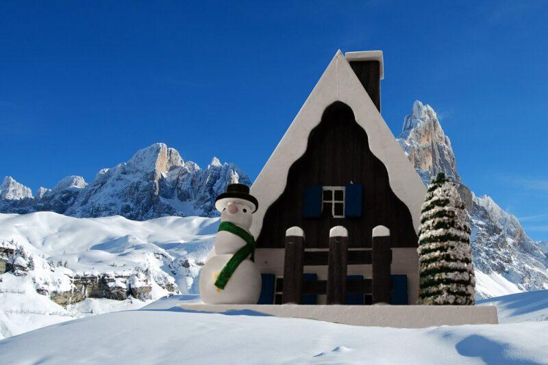 alto adige montagna baita 800x533 - Vacanze di Natale? Io vado in Alto Adige