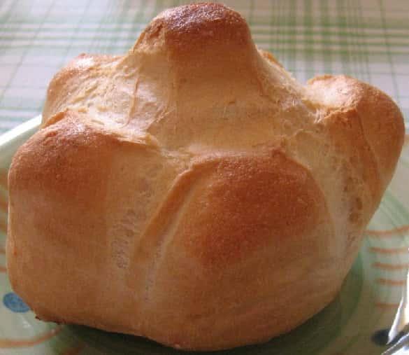 Michetta pane - Tipi di pane italiani per regione