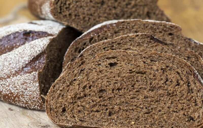pane scuro ligure 800x505 - Tipi di pane italiani per regione