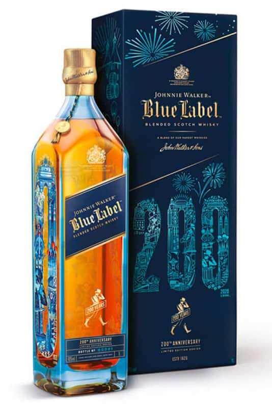 JW Blue 200 - Johnnie Walker: il blended whisky di alta qualità