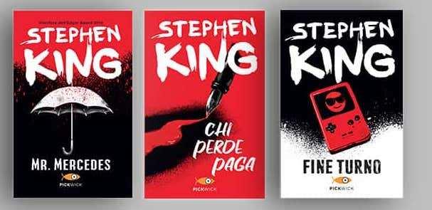 chi perde paga di stephen king trilogia - Chi perde paga di Stephen King